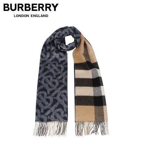 バーバリー BURBERRY マフラー スカーフ メンズ レディース チェック MUFFLER インディゴ 8024931 [1/28 新入荷]