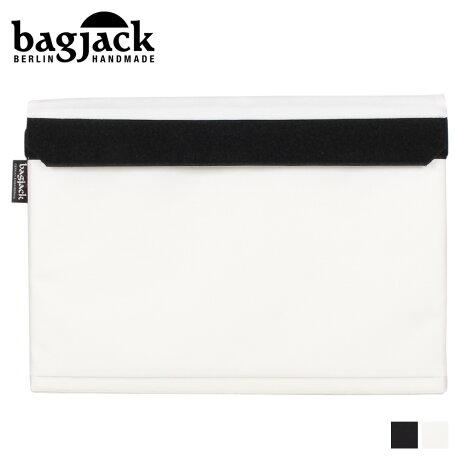 bagjack バッグジャック PCケース PCバッグ パソコンケース メンズ レディース 15インチ対応 LAPTOP COVER ブラック ホワイト 黒 白 bgjc-200109-02 [1/22 新入荷]