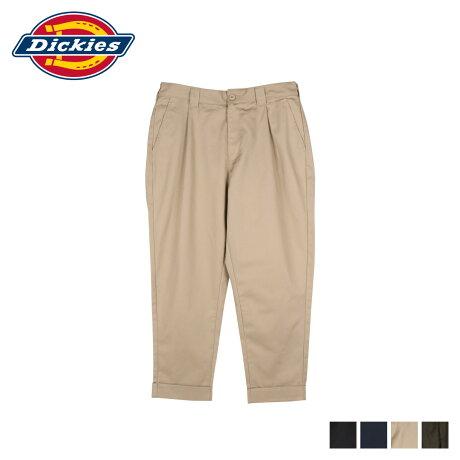 ディッキーズ Dickies TCツイル ワークパンツ パンツ チノパン メンズ TWILL PLEAT CHINO PANTS ブラック ネイビー サンド ベージュ ダーク ネイビー 黒 R0995WMDS [1/23 新入荷]