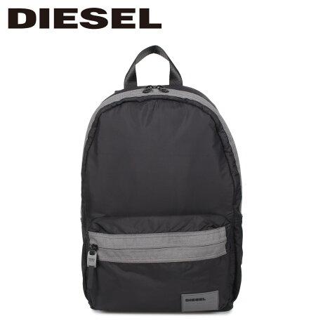 ディーゼル DIESEL リュック バッグ バックパック メンズ MIRANO ブラック 黒 X06264-PR230 [1/24 新入荷]