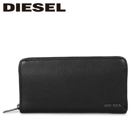 ディーゼル DIESEL 財布 長財布 メンズ 24 ZIP ブラック 黒 X06626-P0396 [1/24 新入荷]