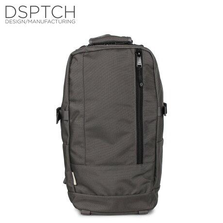 ディスパッチ DSPTCH バッグ リュック バックパック メンズ レディース 22L DAYPACK グレー PCK-DP-GRY [1/17 新入荷]