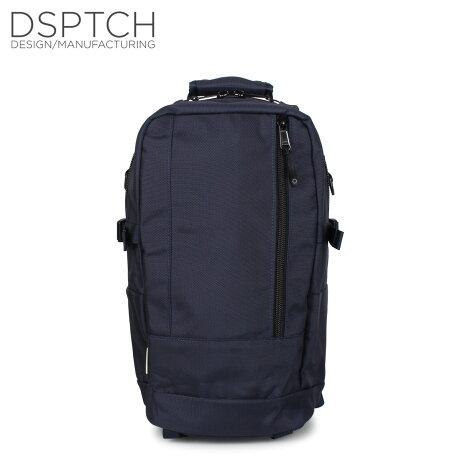 ディスパッチ DSPTCH バッグ リュック バックパック メンズ レディース 22L DAYPACK ネイビー PCK-DP-NAV [1/17 新入荷]