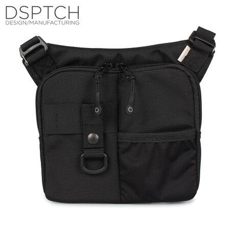 ディスパッチ DSPTCH バッグ ショルダーバッグ ポーチ メンズ レディース SLING POUCH SLIM ブラック 黒 PCK-SPI-BLK [予約 1/24 新入荷予定]