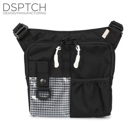 ディスパッチ DSPTCH バッグ ショルダーバッグ ポーチ メンズ レディース SLING POUCH SLIM クリア PCK-SPI-CLR [予約 1/24 新入荷予定]