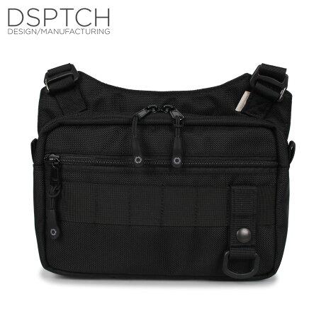 ディスパッチ DSPTCH バッグ ショルダーバッグ ポーチ メンズ レディース SLING POUCH MEDIUM ブラック 黒 PCK-SPM-BLK [予約 1/24 新入荷予定]