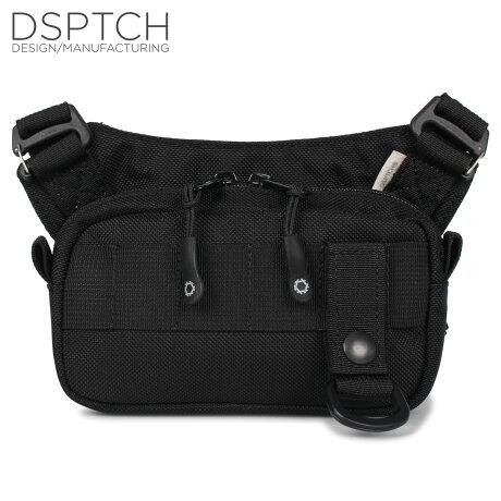 ディスパッチ DSPTCH バッグ ショルダーバッグ ポーチ メンズ レディース SLING POUCH SMALL ブラック 黒 PCK-SPS-BLK [予約 1/24 新入荷予定]