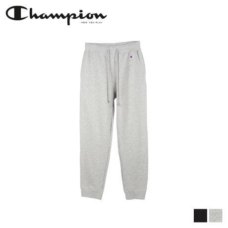 チャンピオン Champion スウェット パンツ メンズ SWEAT PANT ブラック グレー 黒 C3-Q202 [2/6 新入荷]