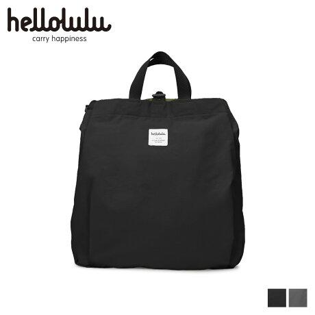 ハロルル hellolulu ショルダーバッグ バッグ メンズ レディース HAVEN ブラック グレー 黒 5075108 [予約 2/25 新入荷予定]