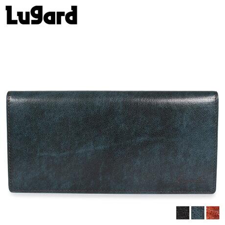 ラガード Lugard 青木鞄 ジースリー 財布 長財布 二つ折り メンズ G3 WALLET ブラック ネイビー ブラウン 黒 5188 [2/14 新入荷]