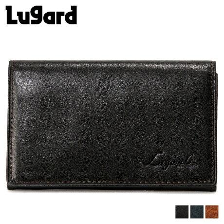 ラガード Lugard 名刺入れ カードケース G3 CARD CASE メンズ ジースリー ブラック ネイビー ブラウン 黒 5203 [予約 2/12 新入荷予定]