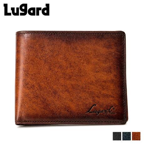 ラガード Lugard 青木鞄 ジースリー 財布 ミニ財布 二つ折り メンズ G3 WALLET ブラック ネイビー ブラウン 黒 5208 [2/14 新入荷]