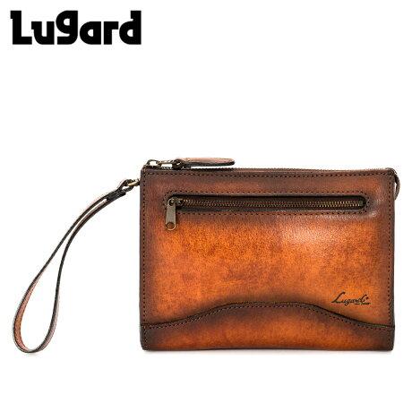 ラガード Lugard バッグ クラッチバッグ セカンドバッグ G3 CLUTCH BAG メンズ ジースリー 2WAY ブラウン 5211 [予約 2/12 新入荷予定]