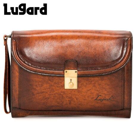 ラガード Lugard バッグ クラッチバッグ セカンドバッグ G3 CLUTCH BAG メンズ ジースリー 2WAY ブラウン 5217 [2/6 新入荷]