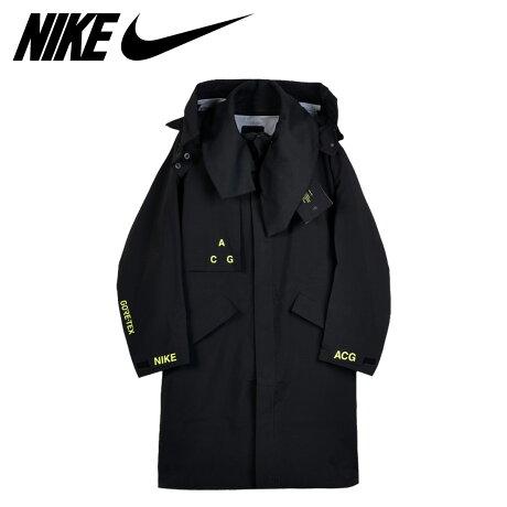 NIKE ACG GORETEX COAT ナイキ ジャケット コート メンズ ゴアテックス 防水 ブラック 黒 AQ3516-010 [予約 2/21 新入荷予定]