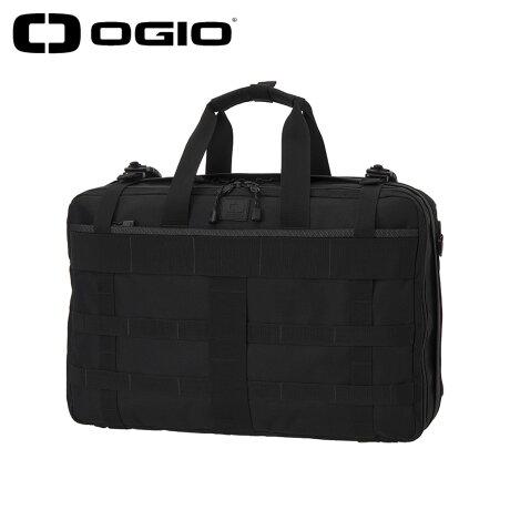 オジオ OGIO バッグ ビジネスバッグ ブリーフケース メンズ 23L CORE CONVOY 3WAY BRIEF CASE LARGE BAG 20 JM ブラック 黒 5920155OG [2/18 新入荷]