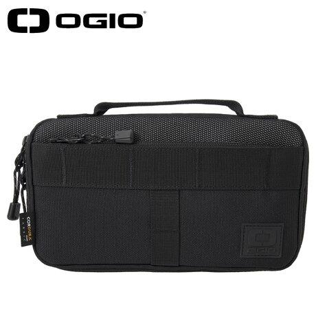 オジオ OGIO ポーチ 小物入れ パスポートケース カバー メンズ PASSPORT CASE 20 JM ブラック 黒 5920158OG [2/18 新入荷]