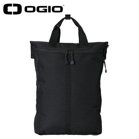 オジオ OGIO リュック バッグ バックパック トートバッグ ビジネス メンズ 20L CORE CONVOY 2WAY TOTE 20 JM ブラック 黒 5920159OG [2/18 新入荷]