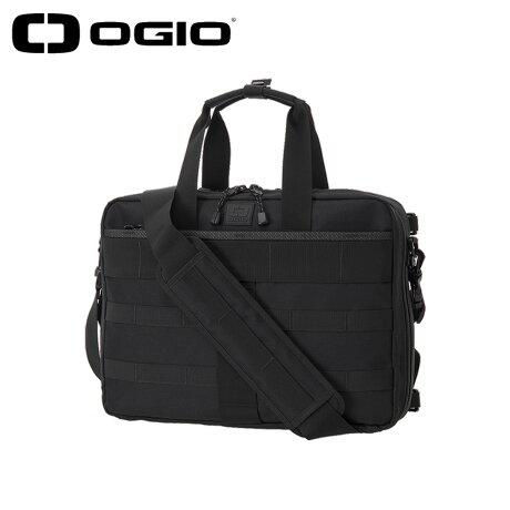 オジオ OGIO バッグ ビジネスバッグ ブリーフケース メンズ 11L CORE CONVOY 3WAY BRIEF CASE SMALL BAG 20 JM ブラック 黒 5920160OG [2/18 新入荷]