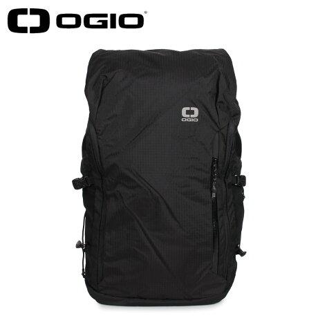 オジオ OGIO リュック バッグ バックパック ビジネスバッグ メンズ レディース 25L FUSE 25 ROLLTOP BACKPACK JV ブラック 黒 5920178OG [2/18 新入荷]