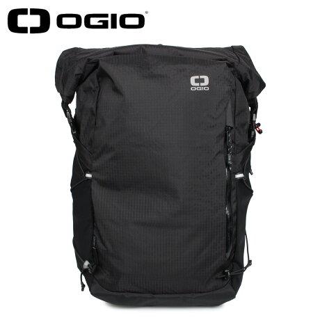 オジオ OGIO リュック バッグ バックパック ビジネスバッグ メンズ レディース 20L FUSE 20 BACKPACK JV ブラック 黒 5920183OG [2/18 新入荷]