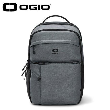 オジオ OGIO リュック バッグ バックパック ビジネスバッグ メンズ レディース 20L FUSE 20 BACKPACK JV ヘザー グレー 5920186OG [2/18 新入荷]