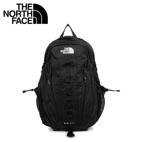 ノースフェイス THE NORTH FACE リュック バック バックパック ビックショット メンズ レディース 35L BIG SHOT SE ブラック 黒 NM71950 [予約 2/12 新入荷予定]