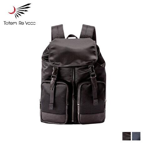 Totem Re Vooo トーテムリボー リュック バッグ バックパック メンズ 豊岡鞄 TWINKLE ブラック ネイビー 黒 TRV0802 [2/19 新入荷]