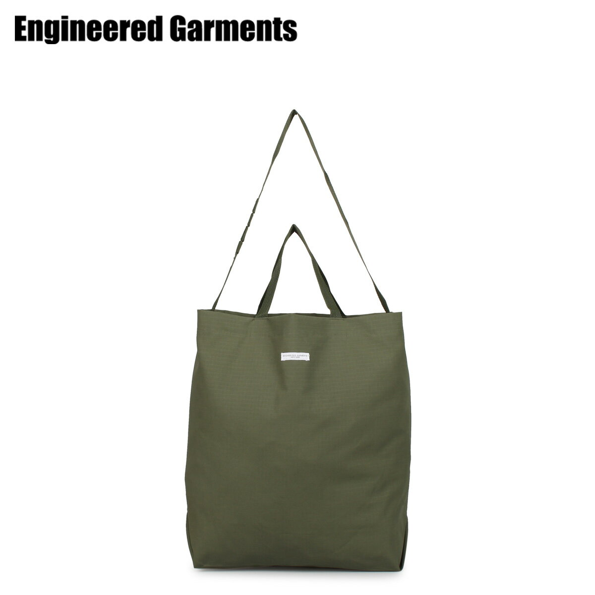 男女兼用バッグ, トートバッグ ENGINEERED GARMENTS 2WAY CARRY ALL TOTE 20S1H015 326