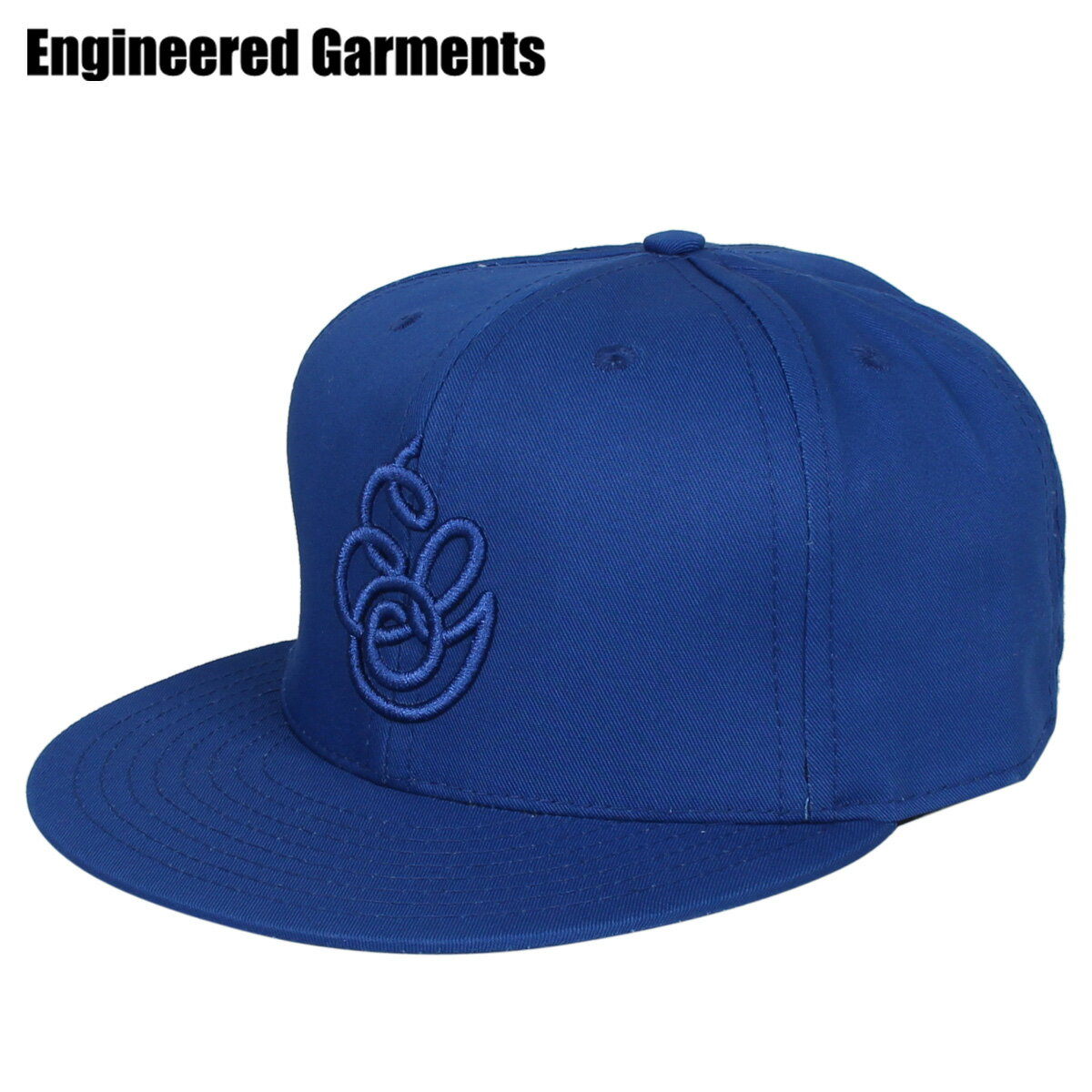 メンズ帽子, キャップ ENGINEERED GARMENTS LOGO BASEBALL CAP 20S1H027 326