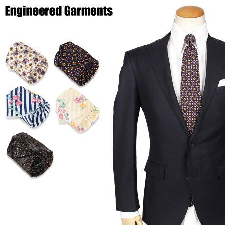 ENGINEERED GARMENTS エンジニアードガーメンツ ネクタイ メンズ ストライプ 結婚式 TIE 20S1H006