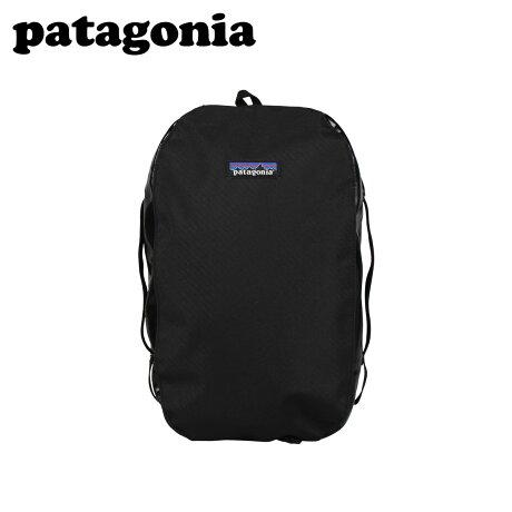 patagonia パタゴニア ポーチ トラベルポーチ 小物入れ ブラックホール キューブ メンズ レディース BLACK HOLE CUBE LARGE ブラック 黒 49371