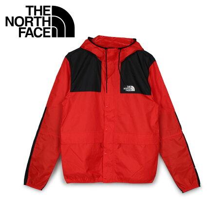 THE NORTH FACE ノースフェイス ジャケット マウンテンジャケット メンズ 1985 SEASONAL MOUNTAIN JACKET レッド NF00CH37