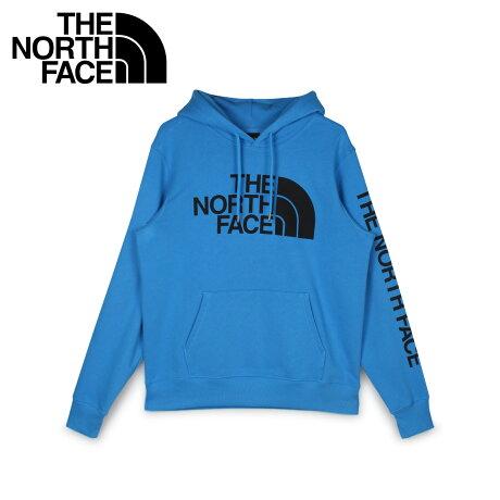 THE NORTH FACE ノースフェイス パーカー スウェット プルオーバー メンズ HALF DOME TNF PU ブルー NF0A4N77W8G