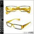 アランミクリ alain mikli メガネ 眼鏡 AL0777-0020 イエロー スクウェア セルフレーム サングラス YELLOW 市松模様 GLASSES メンズ レディース