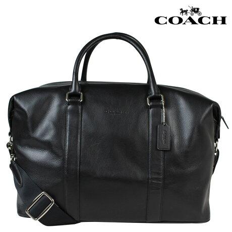 コーチ COACH バッグ ボストンバッグ メンズ F54765 ブラック [6/28 再入荷]