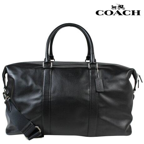 コーチ COACH バッグ ボストンバッグ メンズ F54802 ブラック [6/28 追加入荷]