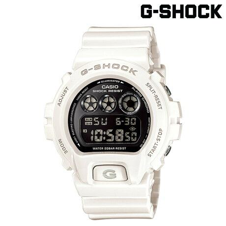 カシオ CASIO G-SHOCK 腕時計 DW-6900NB-7JF METALLIC COLORS ジーショック Gショック G-ショック ホワイト メンズ レディース [6/30 再入荷]