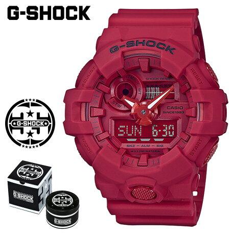 カシオ CASIO G-SHOCK 腕時計 GA-735C-4AJR RED OUT 35周年 ジーショック Gショック G-ショック レッド メンズ レディース [2/28 再入荷]