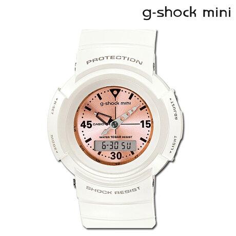 カシオ CASIO g-shock mini 腕時計 GMN-500-7B2JR ジーショック ミニ Gショック G-ショック レディース[9/20 追加入荷]