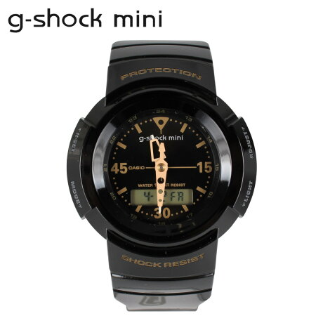 カシオ CASIO g-shock mini 腕時計 GMN-500G-1BJR ジーショック ミニ Gショック G-ショック レディース [9/5 再入荷]