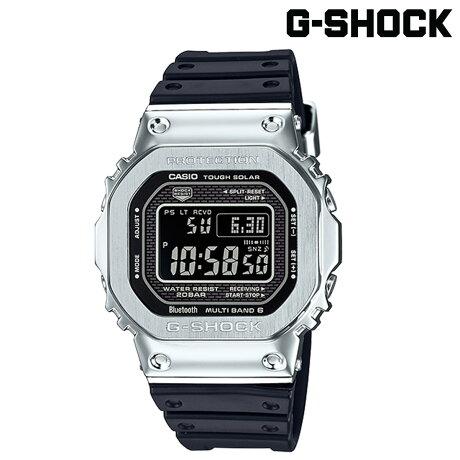 CASIO カシオ G-SHOCK 腕時計 GMW-B5000-1JF ジーショック Gショック G-ショック シルバー メンズ レディース [6/8 新入荷]