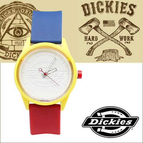 [SOLD OUT] ディッキーズ Dickies Q&Q 腕時計 SMILE SOLAR DQ0001-02 メンズ レディース [ あす楽...