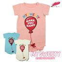 マイ スウィーティー MY SWEETY キッズ ワンピース Balloon Dress 3カラー レーヨン ベビー服 子供服 [S80][返品不可]