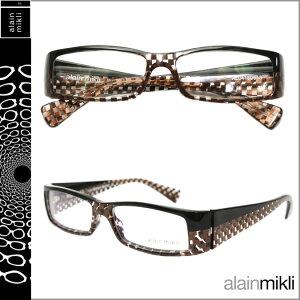 3本同時購入で20%OFF ★ 送料無料 ★alain mikli アラン ミクリ メガネ 眼鏡 正規 SALE 通販 ...