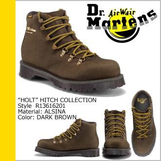 Dr. Martens Dr.Martens boots hiker R13616201 HOLT leather men women