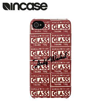 인 케이스 INCASE 아이폰 케이스 CL59608 Glass i Phone 4S i Phone 4 Warhol Snap Case 맨 즈 레이디스