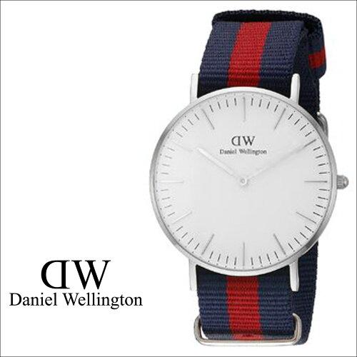 ダニエルウェリントン Daniel Wellington 36mm 腕時計 レディース CLASSIC OXFORD LADY シルバー N...