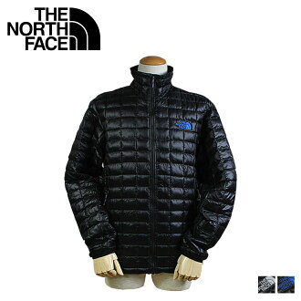 全拉鍊夾克男裝,North face THE NORTH FACE 把拉鍊拉上夾克 [黑色] A7ZG THERMOBALL [定期]