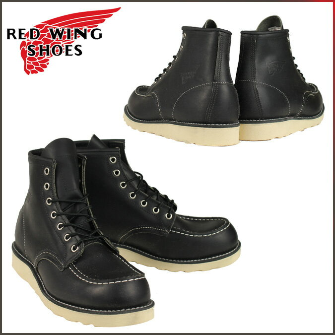 982935c89afe Sugar Online Shop  Redwing RED WING 6 inch classic moccasins to ...